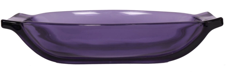 ID of Maker of this Purple Uranium Glass Bowl Purple11