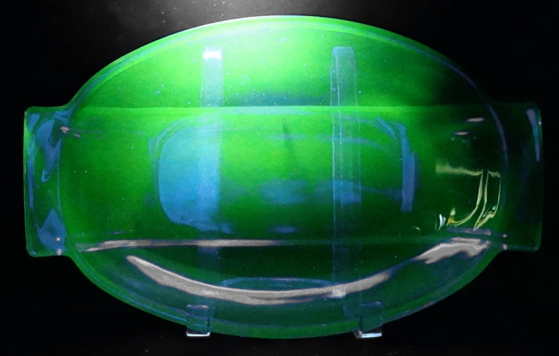 ID of Maker of this Purple Uranium Glass Bowl Purple12