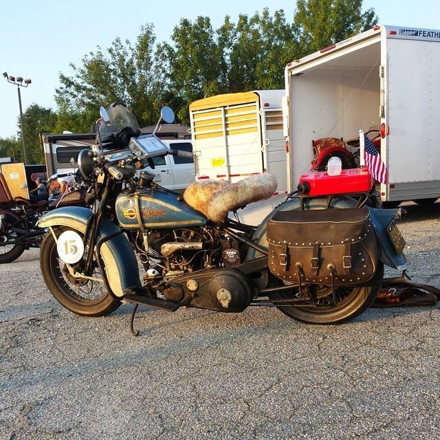 Les vieilles Harley....(ante 84) par Forum Passion-Harley - Page 40 10349210