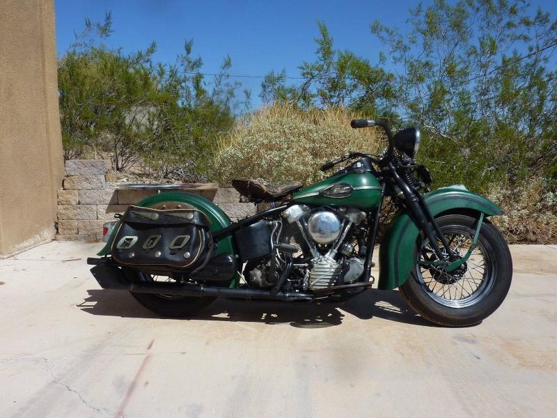 Les vieilles Harley....(ante 84) par Forum Passion-Harley - Page 37 10469510