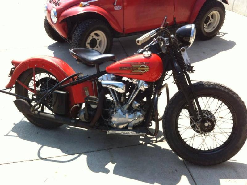 Les vieilles Harley....(ante 84) par Forum Passion-Harley - Page 5 10505412
