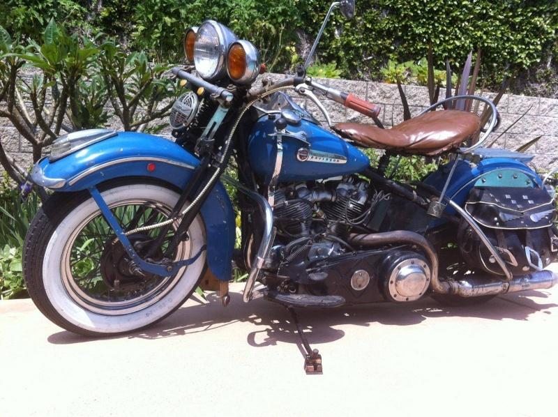 Les vieilles Harley....(ante 84) par Forum Passion-Harley - Page 38 10506910
