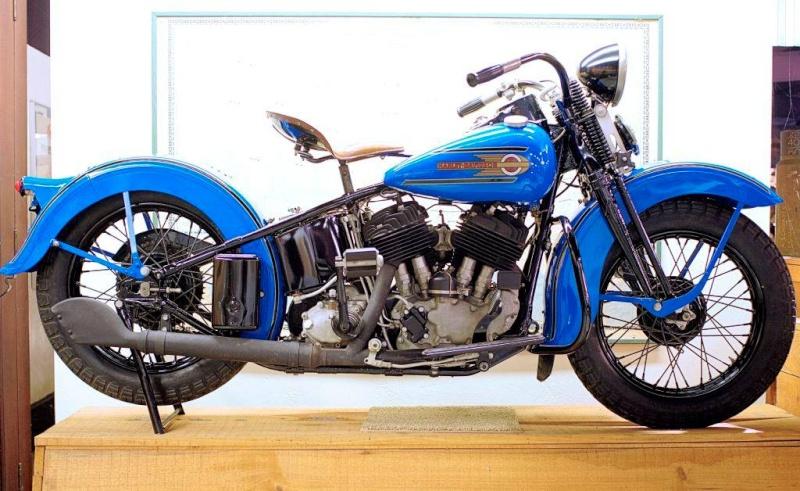 Les vieilles Harley....(ante 84) par Forum Passion-Harley - Page 4 10507011