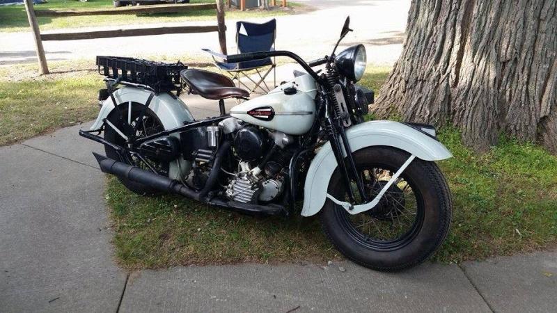 Les vieilles Harley....(ante 84) par Forum Passion-Harley - Page 37 10513410