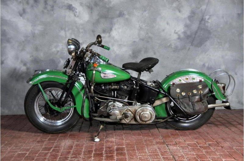 Les vieilles Harley....(ante 84) par Forum Passion-Harley - Page 4 10549010