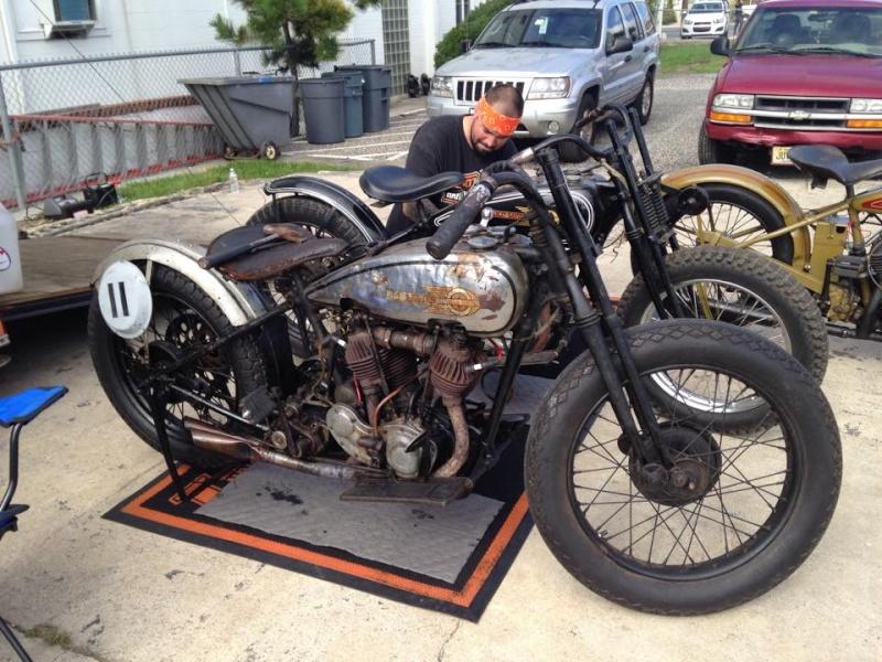 Les vieilles Harley....(ante 84) par Forum Passion-Harley - Page 6 10570211