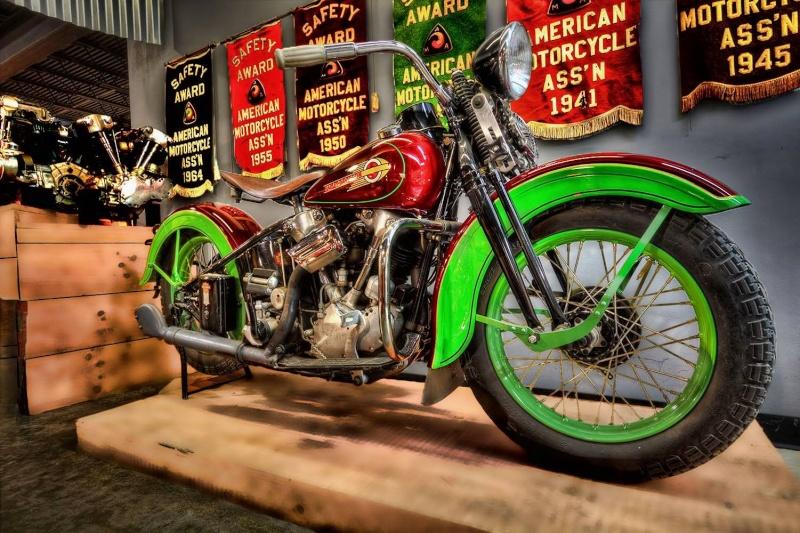 Les vieilles Harley....(ante 84) par Forum Passion-Harley - Page 37 10619910