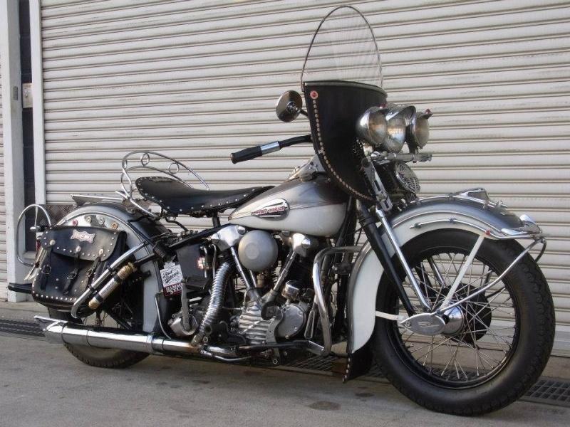 Les vieilles Harley....(ante 84) par Forum Passion-Harley - Page 3 10624810