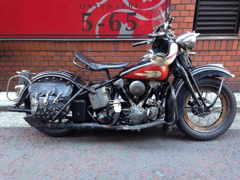 Les vieilles Harley....(ante 84) par Forum Passion-Harley - Page 4 10628110