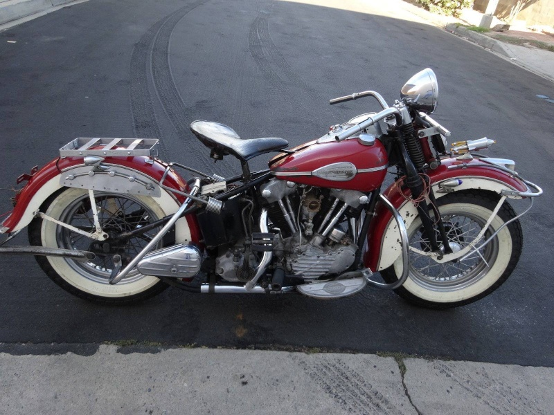 Les vieilles Harley....(ante 84) par Forum Passion-Harley - Page 2 10629211