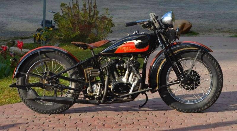 Les vieilles Harley....(ante 84) par Forum Passion-Harley - Page 6 10631010