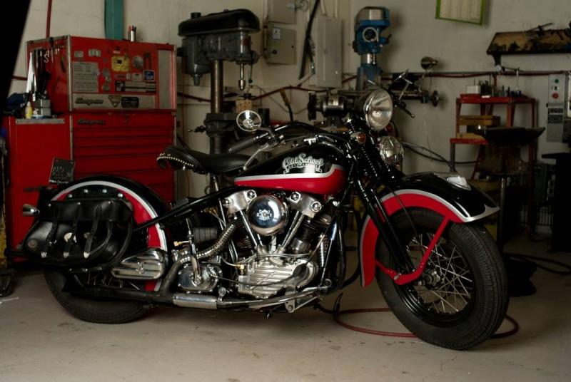 Les vieilles Harley....(ante 84) par Forum Passion-Harley - Page 40 10631110