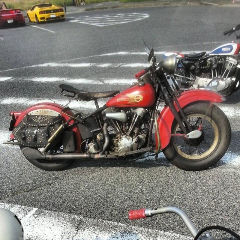 Les vieilles Harley....(ante 84) par Forum Passion-Harley 10635910