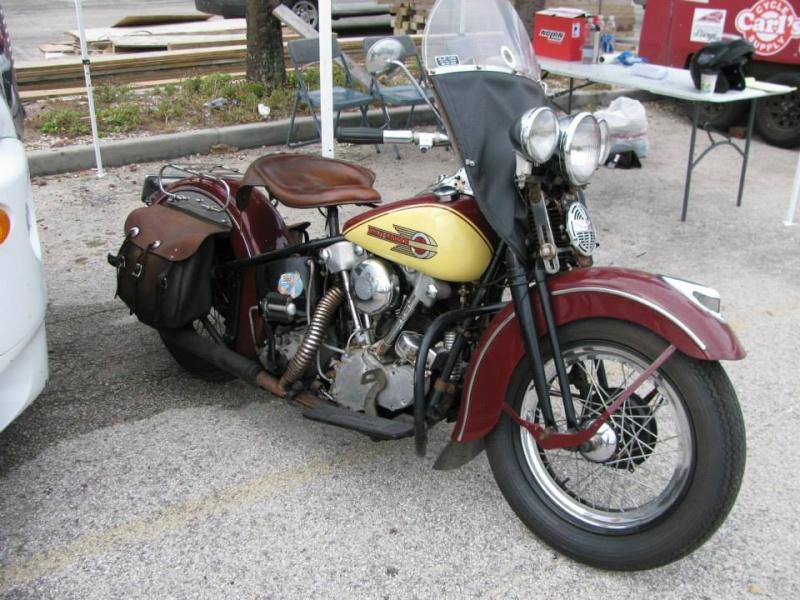 Les vieilles Harley....(ante 84) par Forum Passion-Harley 10653810