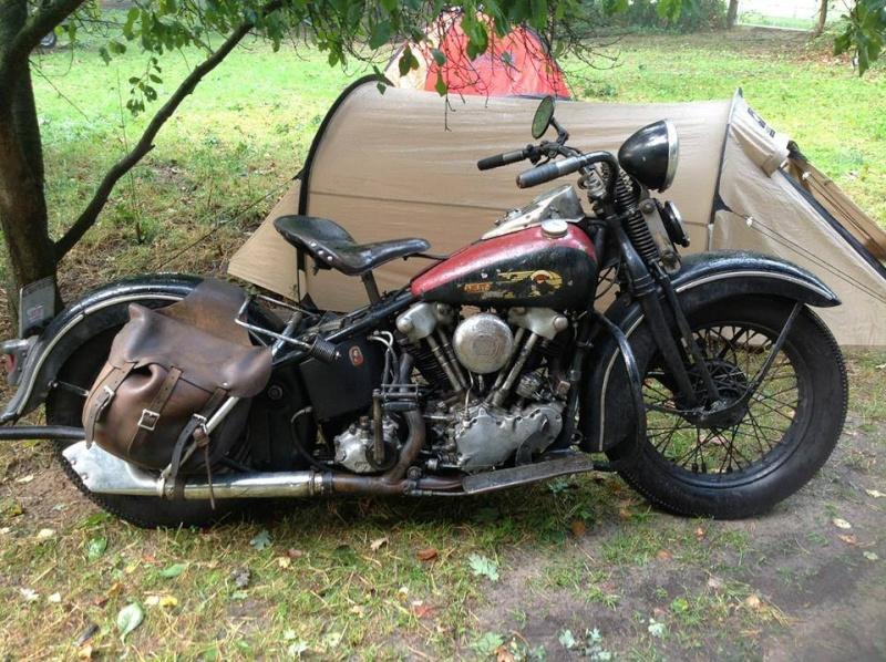 Les vieilles Harley....(ante 84) par Forum Passion-Harley 10670210