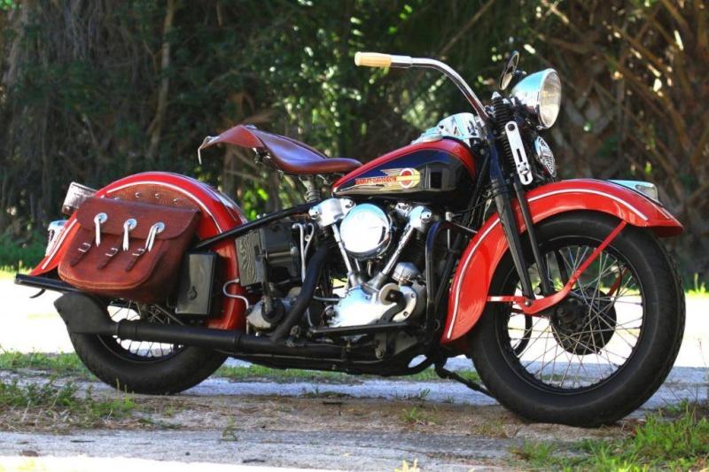 Les vieilles Harley....(ante 84) par Forum Passion-Harley 10688210