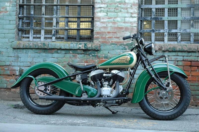 Les vieilles Harley....(ante 84) par Forum Passion-Harley 10724010