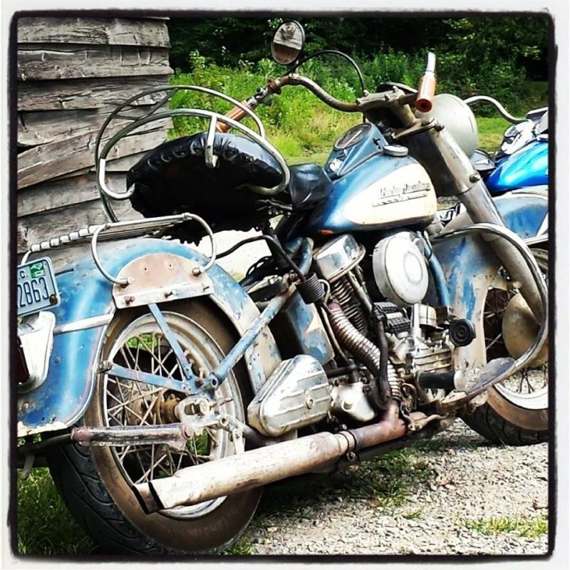 Les vieilles Harley....(ante 84) par Forum Passion-Harley - Page 5 12390310