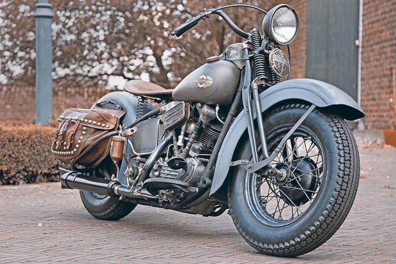 Les vieilles Harley....(ante 84) par Forum Passion-Harley - Page 38 12771810