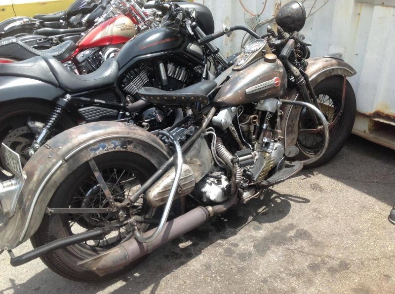 Les vieilles Harley....(ante 84) par Forum Passion-Harley - Page 2 14876610