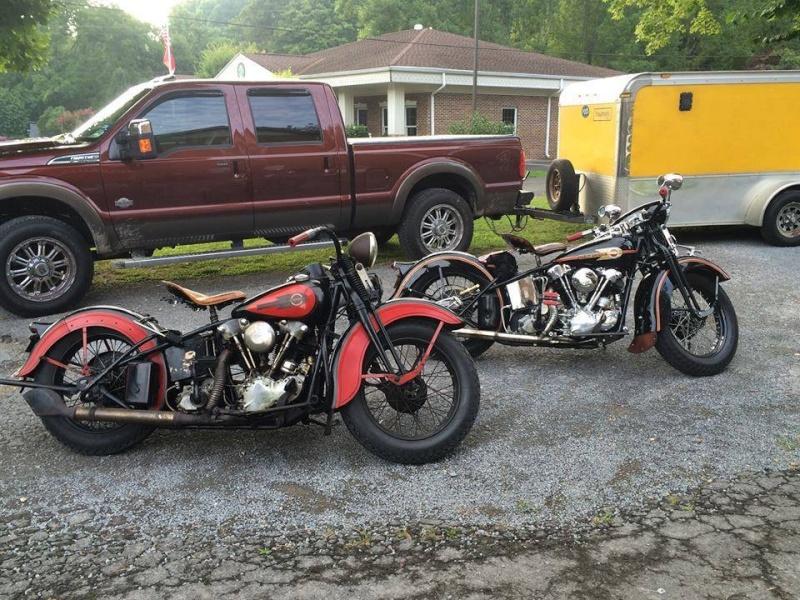 Les vieilles Harley....(ante 84) par Forum Passion-Harley - Page 3 19027210