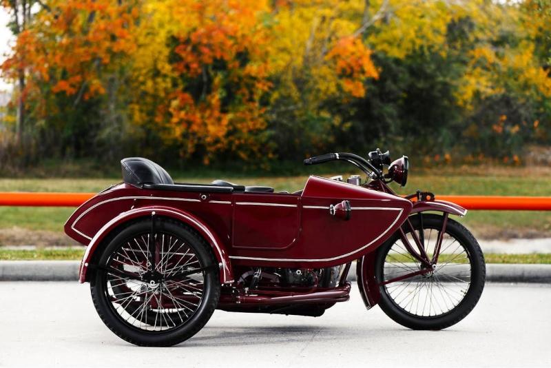 Les vieilles Harley....(ante 84) par Forum Passion-Harley - Page 4 19134110