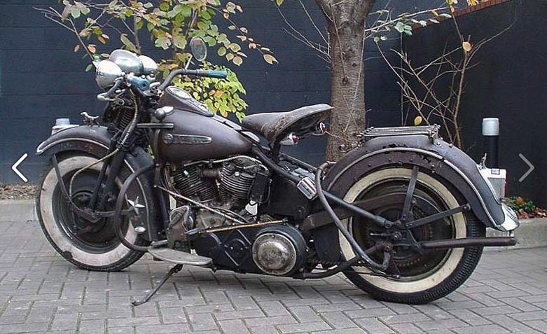 Les vieilles Harley....(ante 84) par Forum Passion-Harley - Page 6 Ef10