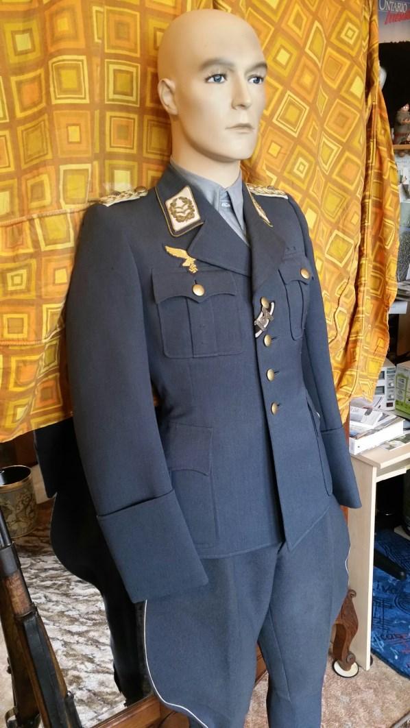 Mon mannequin de Generalleutnant de la Luftwaffe G1bis10
