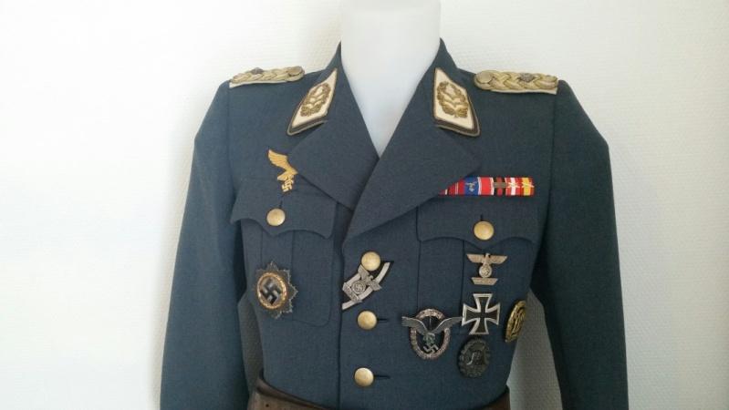 Mon mannequin de Generalleutnant de la Luftwaffe G3bis10