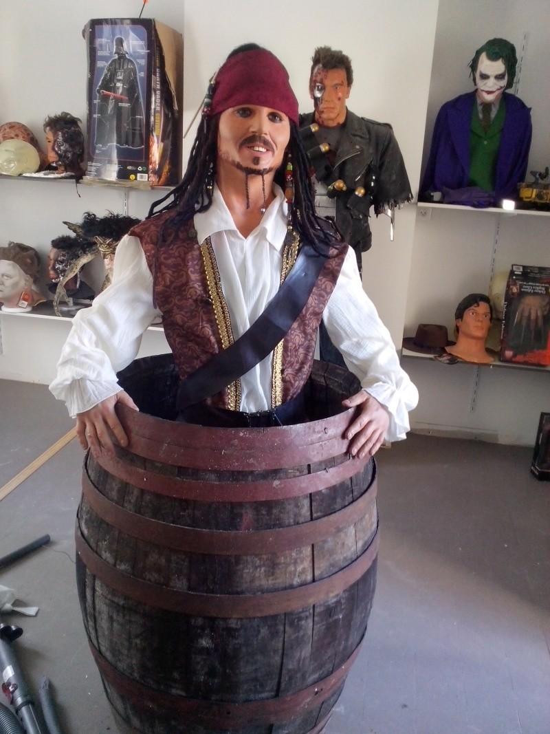 Mon Jack Sparrow bust 1/1 Img_2013