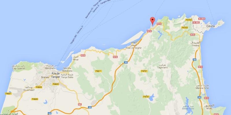 Route Tanger / Tanger Med Tanger10