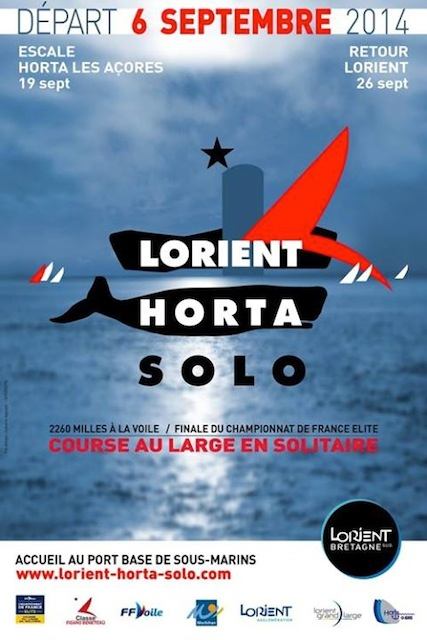 LORIENT HORTA SOLO 2014 / LEG 1 10338212