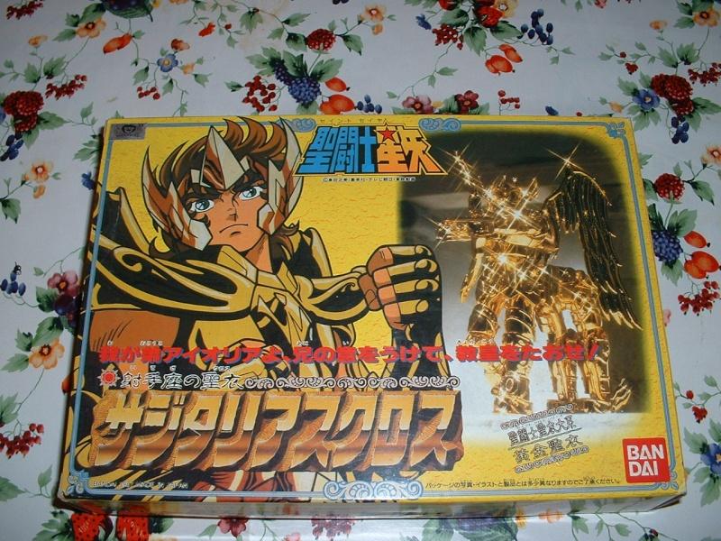 Vendo set di 3 scatole Sagittarius (2 jap. 1 Taiwan) Dscf0017