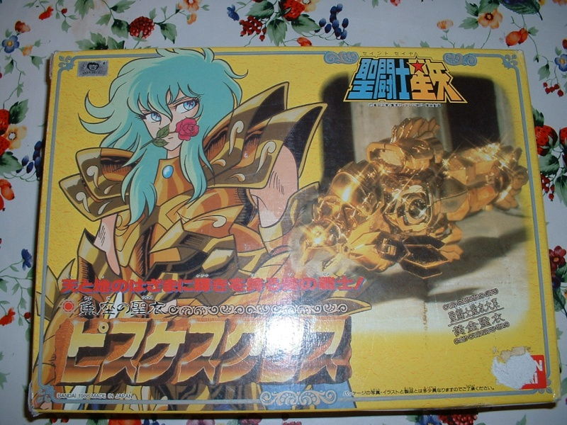 Saint Seiya Pesci Jap version Pisces10