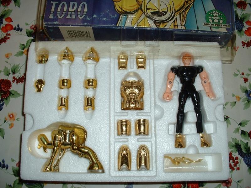 Vendo Saint Seiya - Cavaliere del Toro - scatola a tempio Toro10