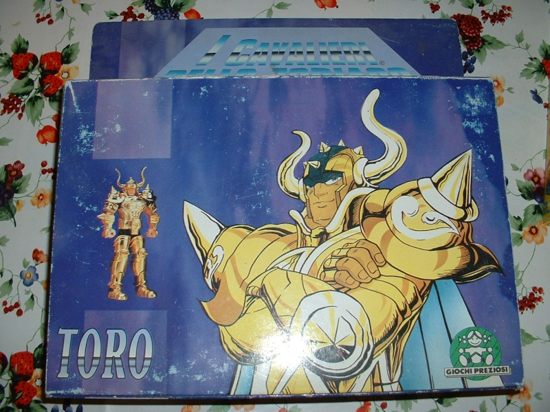 Vendo Saint Seiya - Cavaliere del Toro - scatola a tempio Toro_210