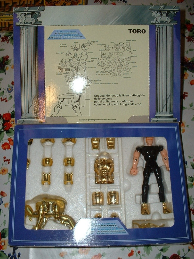 Vendo Saint Seiya - Cavaliere del Toro - scatola a tempio Toro_310