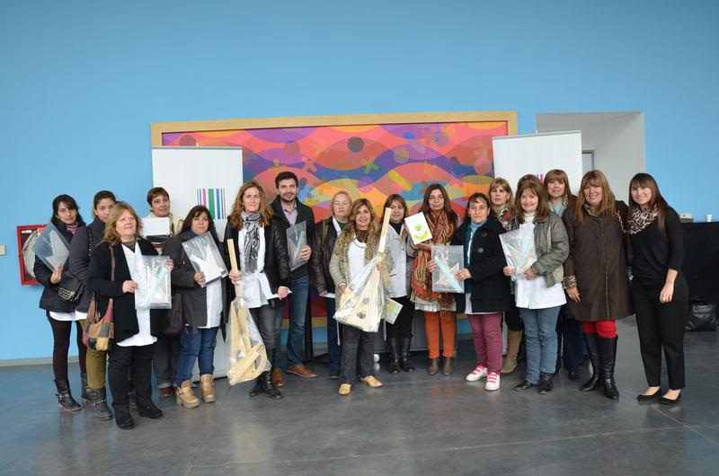 Campana: Tenaris lanzó el programa de Fortalecimiento de la Educación Técnica en Primaria. 00611