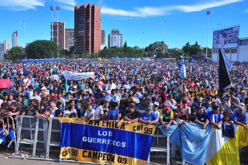 Vicente López:  fiesta del deporte comunitario. Dsc_0010