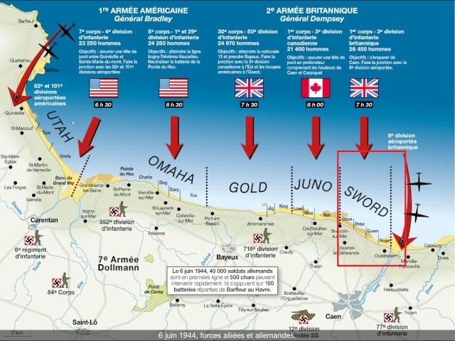 70eme anniversaire 6 juin 1944 : Debarquement sur Sword beach 5-img_15