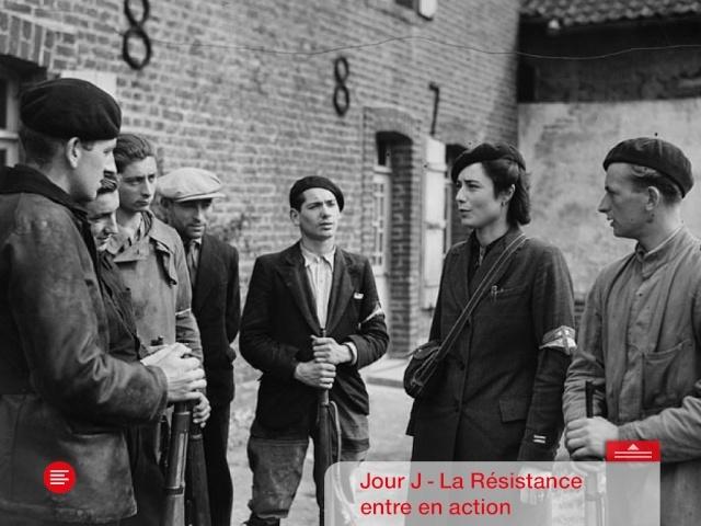 70eme anniversaire 6 juin 1944 : jour J la resistance en action... Img_0510
