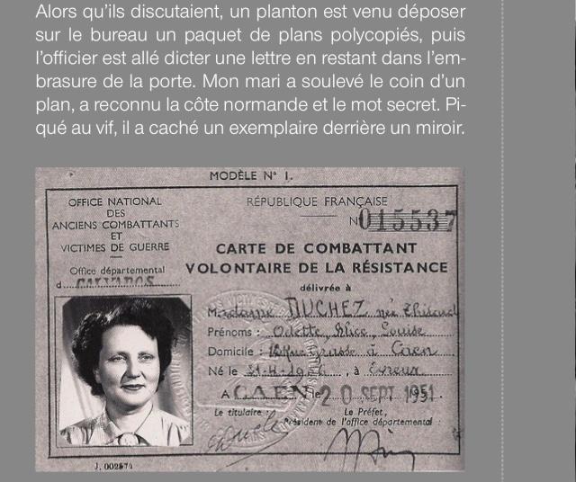 70eme anniversaire 6 juin 1944 : jour J la resistance en action... Img_0514