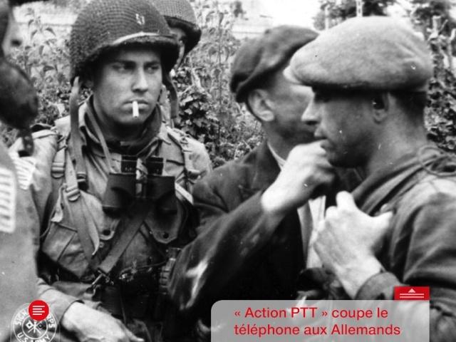 70eme anniversaire 6 juin 1944 : jour J la resistance en action... Img_0515