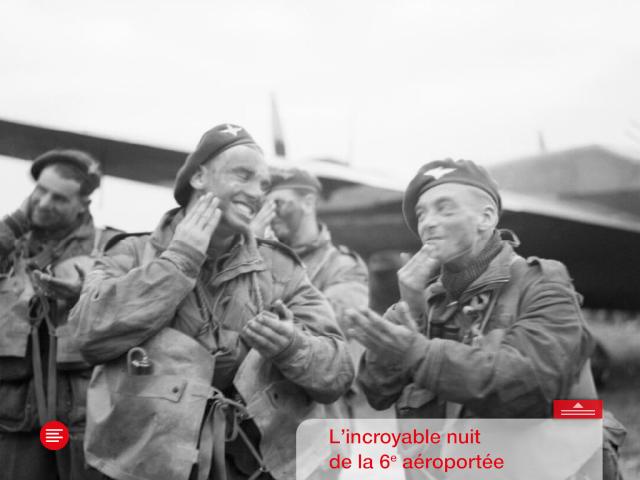 70eme anniversaire 6 juin 1944 : Avant garde dans le ciel.... Img_0538