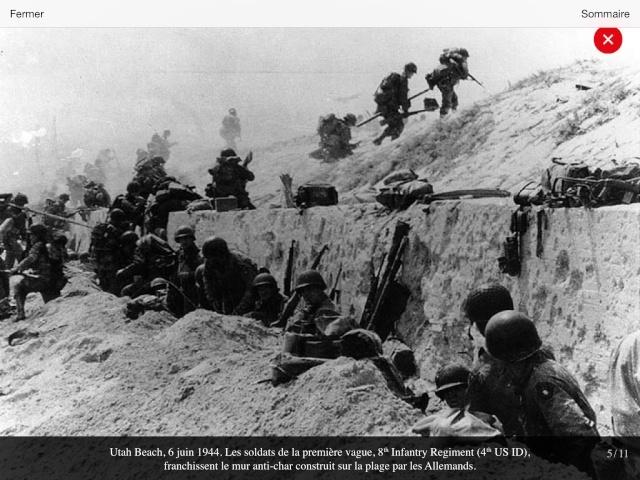 70eme anniversaire 6 juin 1944 : debarquement sur Utah et Gold beach Img_0614