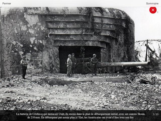 70eme anniversaire 6 juin 1944 : debarquement sur Utah et Gold beach Img_0615