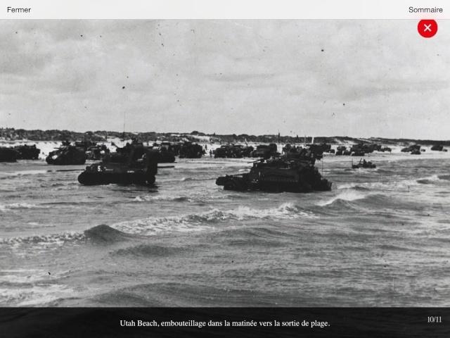 70eme anniversaire 6 juin 1944 : debarquement sur Utah et Gold beach Img_0616