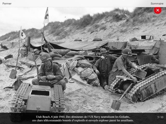 70eme anniversaire 6 juin 1944 : debarquement sur Utah et Gold beach Img_0619