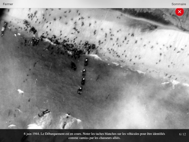 70eme anniversaire 6 juin 1944 : debarquement sur Utah et Gold beach Img_0622