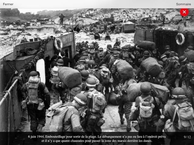 70eme anniversaire 6 juin 1944 : debarquement sur Utah et Gold beach Img_0623